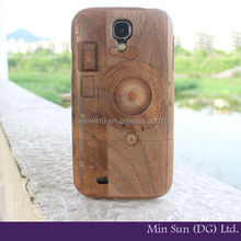 2016 high quality wood phone case