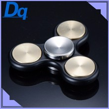 2017 New Creative Tri Spinner Fidget Funny Kid Adult Toy Fidget Spinner Metal EDC Hand Spinner For Autism and ADHD Anti Stress