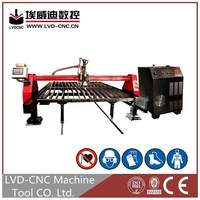 LVDCNC Laser 50W CNC laser engraving machine sheet metal / stainless steel CNC laser cutting machine price