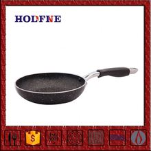 Different Size Non-stick Multicolor Cookware Set Fry Pan Granite Stone Skillet