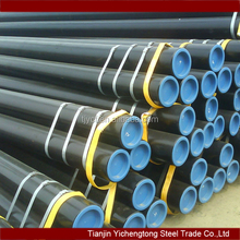 Sch80 carbon seamless steel pipe ASTM A106 Gr.B