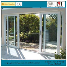 China top brand warehouse aluminum insulated low e glass fire rated sliding doors