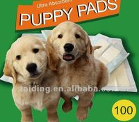 factory price disposable urine absorbent pet pad