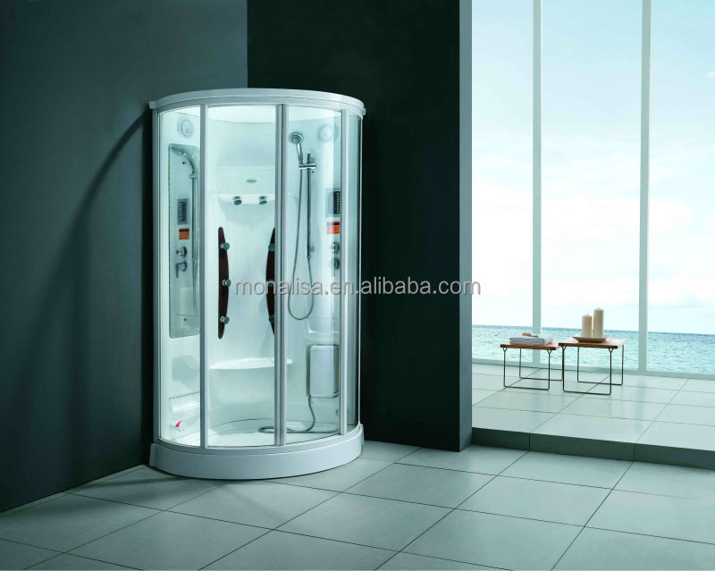 Monalisa deluxe Steam Shower Room | popular One Person Portable Steam Sauna Room | factory oulet Outdoor Sauna Steam Room
