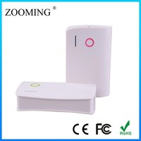 z-097 2015 new product powerbank OEM Wholesale Portable Mobile Charger 6000mah power bank remote control