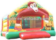 Jungle Jim Party Bounce House