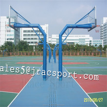 Colorful Athletic Sport Court Flooring Paint For Badminton Court / Basketball Court