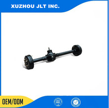 e rickshaw tuk tuk spare parts rear axle assembly small differential