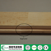 Asian maple hardwood indoor used wood basketball floors for sale