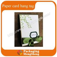Love artificial folded souvenir paper greeting card