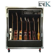 Guitar Flight Cases Carry 7 guitars in one cases