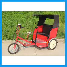 Three Wheeler Electric Passenger Carrying Tricycle