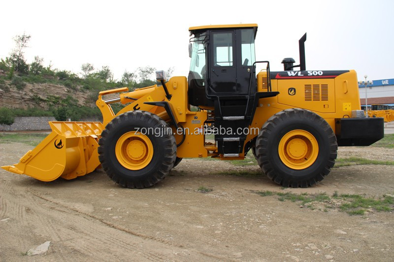 SEM Loader 856 with CAT 3306B engine 5 tons loader