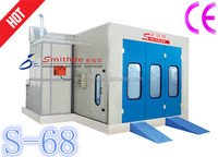 CE & ISO Factory Price Auto Spray Booth Car Paint Booth for sale S-68