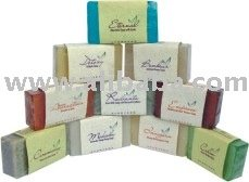 Natural Handmade Soaps with Essential Oils & Herbs