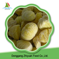China organic food wholesale IQF frozen chestnut