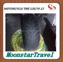 high quality motorcycle tires 120/70-12