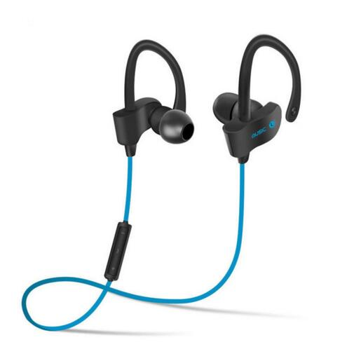 High quality sweatproof 56S sport bluetooth wireless earphone waterproof ear hook headphone Stereo mp3 headset