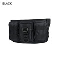 Military Tactical Ammo Multi-Function Pouch Molle 2 Qt. Bladder Mag Standing drawstring multi-function pouch Bag