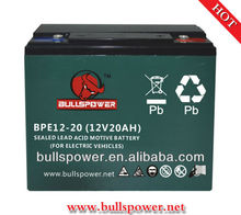 Long term distance 36v ce 6dzm20 battery for e-bike