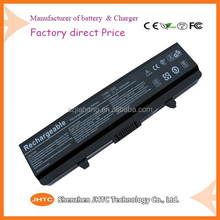 China factory supply 9cells 11.1v 7800mah laptop battery Replacement for dell 1525 series C601H D608H GW240 HP297 M911G RN873