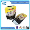 vacuum food packaging bag can used microwave cooking/vacuum bag for sausage/meat food vacuum bag