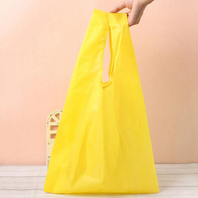 Fashion Reusable Folding Shopping Bag Travel Bag Grocery Bags Tote