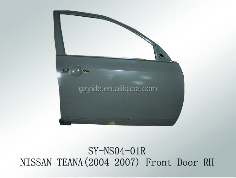 latest hot selling front door for nissan altima auto parts