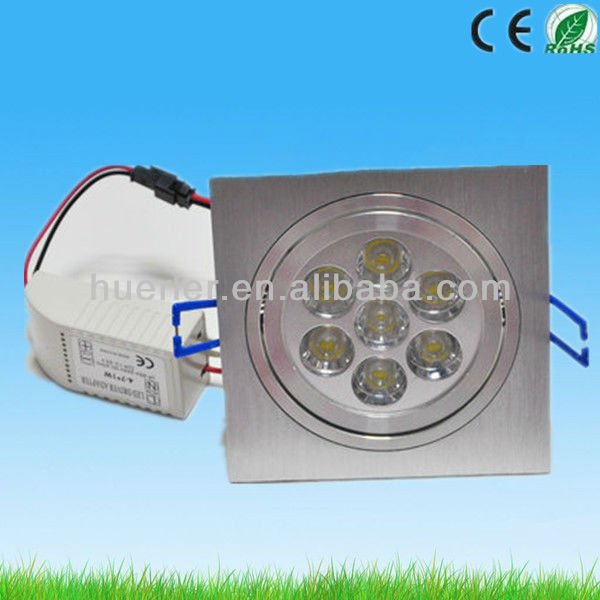 High Lumen 7w Downlight Led citizen Cob Available