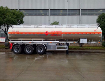 for sale aluminum alloy 3 axles semi-trailer