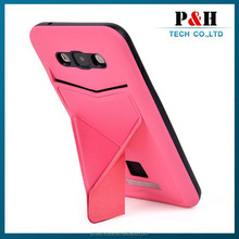 Cell Phone PU Leather Protector Case for Samsung Galaxy E7