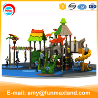 china commercial plastic outdoor playground toys for children