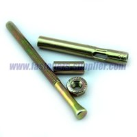 Zinc Plated Carbon Steel Thru Bolt manufacturer