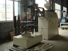 plastic wicket extrusion blow molding machine