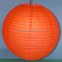 "Hot sales round hanging paper lamp/lampion paper decorations 10""(25cm) 100pcs/bag"
