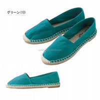 2016 New espadrilles ladies solid color comfortable flat shoes
