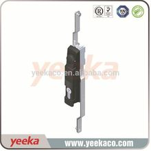 Latest product professional made gold china supplier swing handle panel lock/latch
