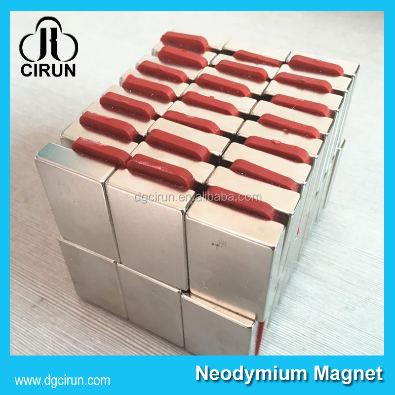 China super strong high grade rare earth sintered permanentHigh Energy Rubber Magnet /ndfeb neodymium magnet/neodymium magnet