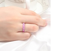 Hot selling custom cheap silicone rubber wedding rings, fashion custom silicone wedding ring