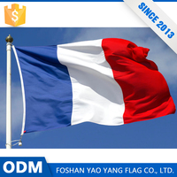 Alibaba Website Cheap Prices Standard Size Custom France Flag