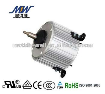 Match-Well YS143 series three phase asynchronnous exhaust fan motor