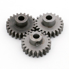 China gear supplier custom high quality mini spur metal gears small