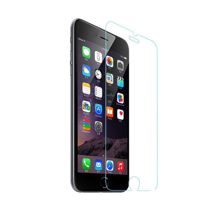 Shatterproof custom size screen protector For iPhone 6