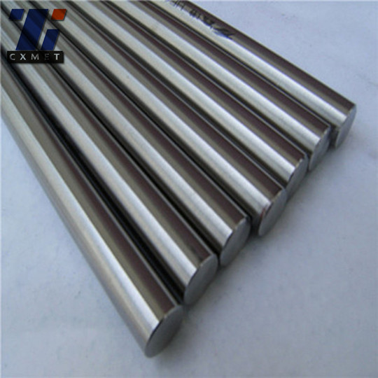 Gr1 ASTM B348 forged annealing Titanium round Bars in stock price