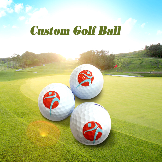 Professional golf balls with custom logo new blank golf ball wholesale golf driving range balls tournament