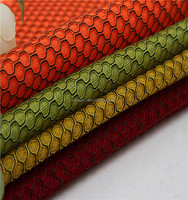 honeycomb polyester mesh fabric for clothing