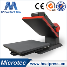 Microtec new style heat transfer printing machine,Fully automatic heat transfer,digital heat press for t-shirt