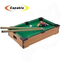 hot sale cheap billiard small mini pool table from china factory