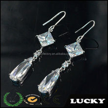 Wedding bulk party hot sale fancy fashion earring lot