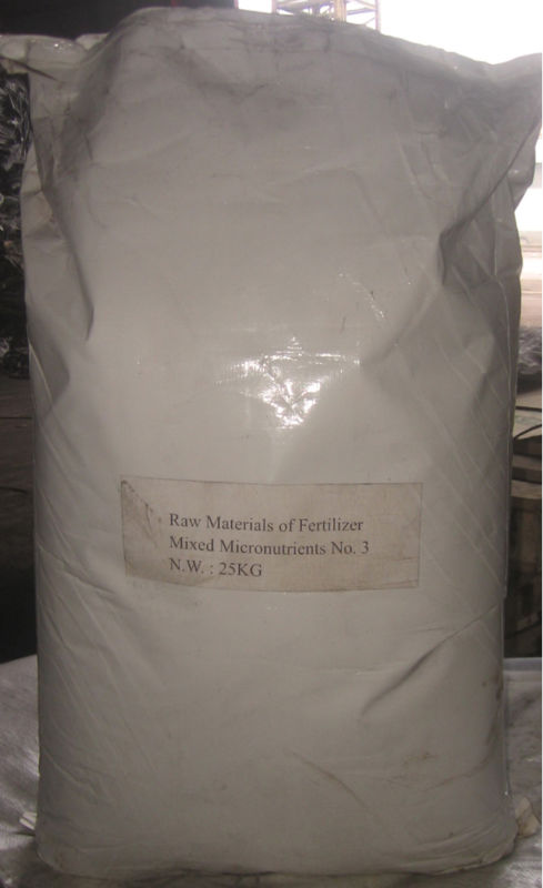 chelated fertilizer Mix EDTA 03  powder